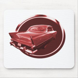 Plymouth Power Mouse Pad