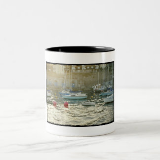 Plymouth Seashore mug without text