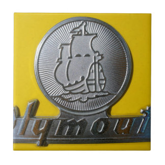 Plymouth Small Square Tile