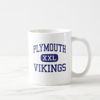 Plymouth - Vikings - High - Plymouth Coffee Mugs