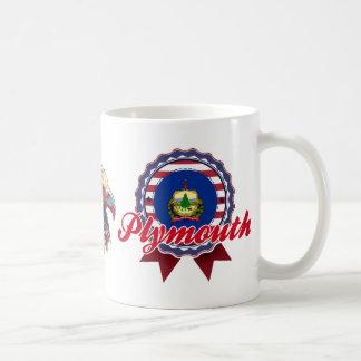 Plymouth, VT Coffee Mugs