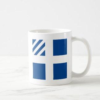 Pm Of Greece, Greece flag Coffee Mug