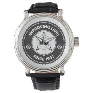PMA Vintage Badge (English) Watch