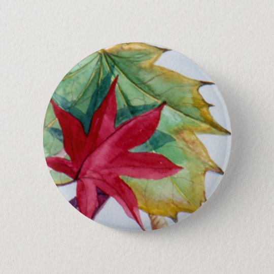 PMACarlson  Autumn Leaf Pin II