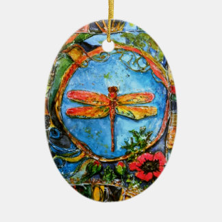PMACarlson Dragonfly II Ornament