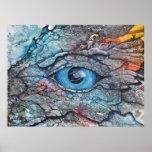 PMACarlson Dragon's Eye Poster