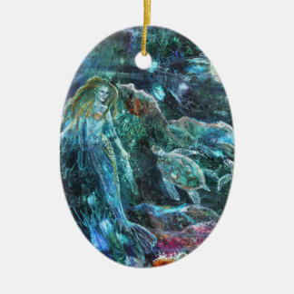 PMACarlson Mermaid Ornament