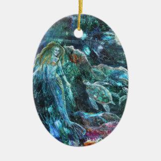 PMACarlson Mermaid Ornament