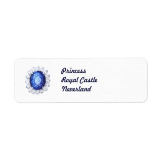 PMACarlson Royal Sapphire Label