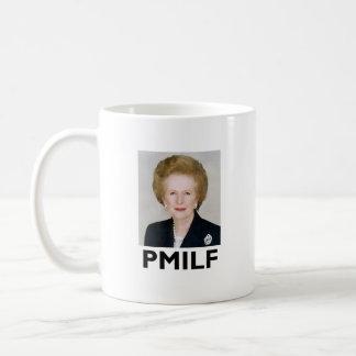 PMILF CLASSIC WHITE COFFEE MUG