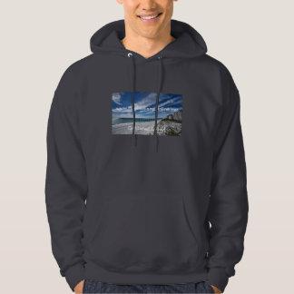 PMO-Men's Basic Hooded Sweatshirt
