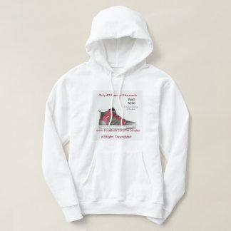 PMO- Sneakers Men's Basic Hooded Sweatshirt