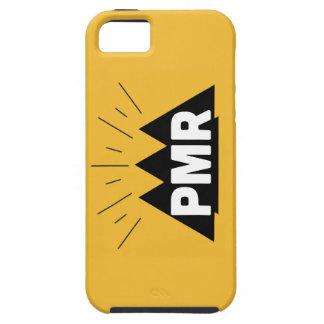 PMR Logo iPhone 5/5S Tough Case