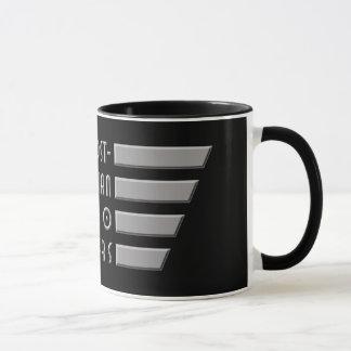 PMRP Metallic Full-Logo Mug