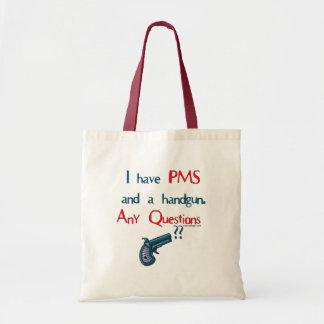 PMS Humor Bags