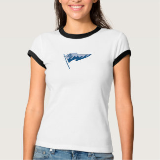 PMYC with large waving burgee T-Shirt