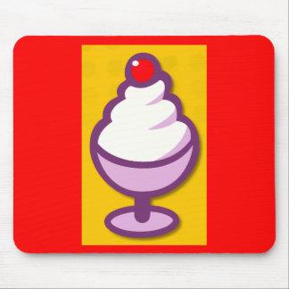 png_2299-Cartoon-Ice-Cream-Sundae-With-A-Cherry Mousepad