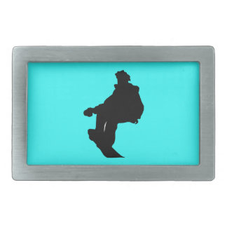 PNG_90_492007 SNOWBOARDER SPORTS FITNESS ACTIVITY BELT BUCKLE