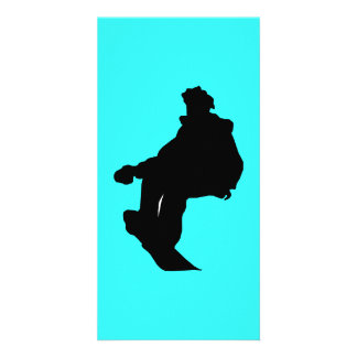 PNG_90_492007 SNOWBOARDER SPORTS FITNESS ACTIVITY CUSTOMIZED PHOTO CARD