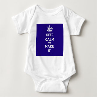 PNG Template Baby Bodysuit