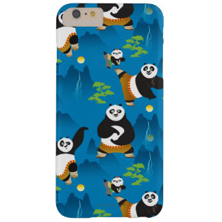 Po and Bao Blue Pattern Barely There iPhone 6 Plus Case