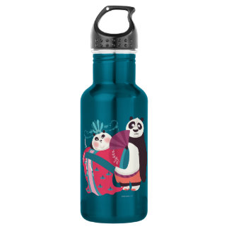 Po and Mei Mei 532 Ml Water Bottle
