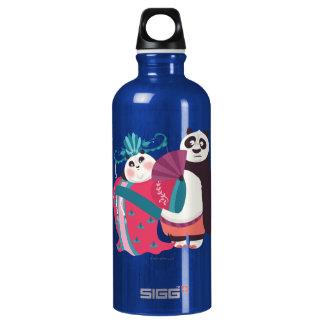 Po and Mei Mei Water Bottle