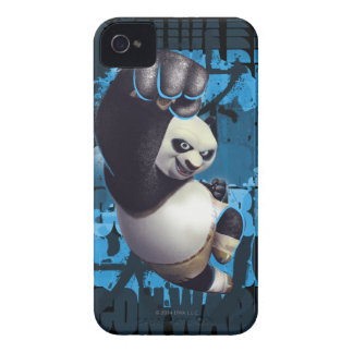 Po Dragon Warrior Case-Mate iPhone 4 Case