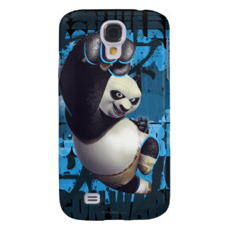 Po Dragon Warrior Galaxy S4 Case