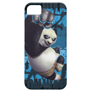 Po Dragon Warrior iPhone 5 Cases