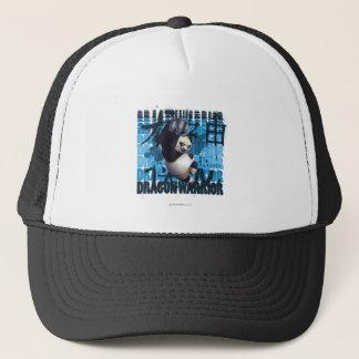 Po Dragon Warrior Trucker Hat