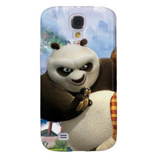 Po Kick Galaxy S4 Case