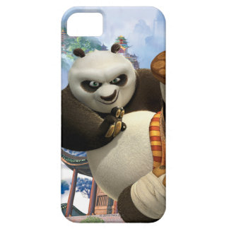 Po Kick iPhone 5 Cover