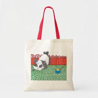 Po, our small panda of China Tote Bag