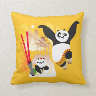 Po Ping and Bao Cushion