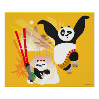 Po Ping and Bao Poster