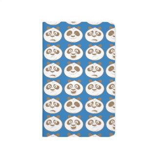 Po Ping Blue Pattern Journal