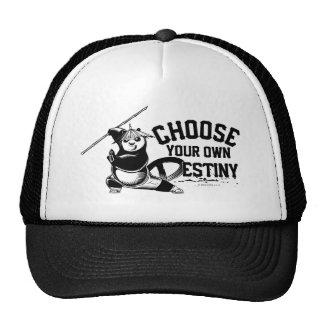Po Ping - Choose Your Own Destiny Cap