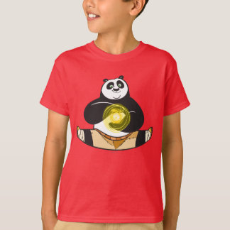 Po Ping Doing the Splits T-Shirt