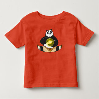 Po Ping Doing the Splits Toddler T-Shirt