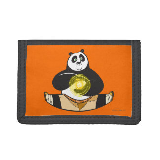 Po Ping Doing the Splits Tri-fold Wallets