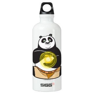 Po Ping Doing the Splits Water Bottle