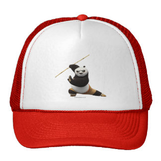 Po Ping Dragon Warrior Cap