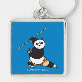 Po Ping Dragon Warrior Key Ring