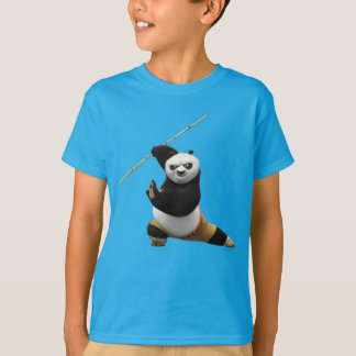 Po Ping Dragon Warrior T-Shirt