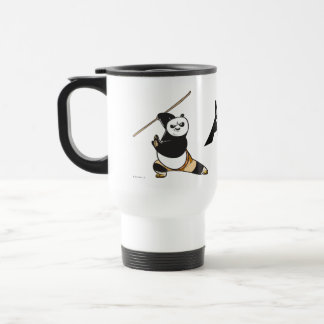 Po Ping Dragon Warrior Travel Mug
