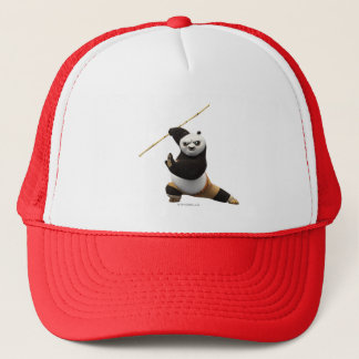 Po Ping Dragon Warrior Trucker Hat