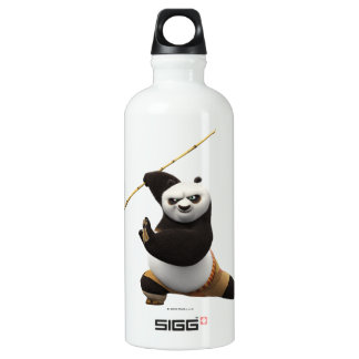 Po Ping Dragon Warrior Water Bottle