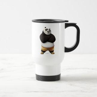 Po Ping - Eternal Peace Stainless Steel Travel Mug