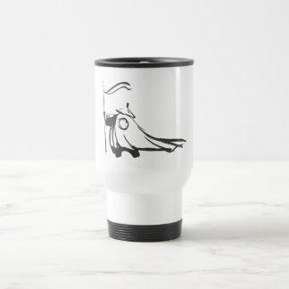 Po Ping - Humble Panda Stainless Steel Travel Mug